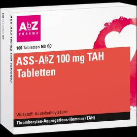 ASS ABZ 100MG TAH TABL