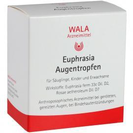 Euphrasia Augentropfen 30X0.5 ml von Wala Heilmittel Gmbh ...