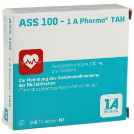 ASS 100 1A PHARMA TAH