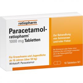 PARACETAMOL RATIO 1000MG
